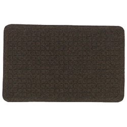 """GetFit Standing Mat, 22"""" x 32"""", Cocoa Brown"""