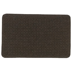 """GetFit Standing Mat, 22"""" x 50"""", Cocoa Brown"""