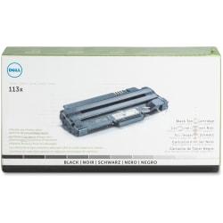 Dell™ 113X (2MMJP) High-Yield Black Toner Cartridge