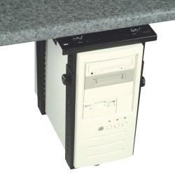 Mead-Hatcher® Underdesk CPU Holder