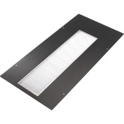 "Black Box Bottom Filter Kit for 30""W x 42""D Elite Cabinet - For Rack Air Distribution Unit - Remove Dust, Remove Airborne Particles"