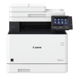 Canon® imageCLASS® MF743Cdw Wireless Laser All-In-One Color Printer