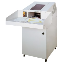 Ativa® 120-Sheet Cross-Cut Shredder, V400C, White Glove Delivery