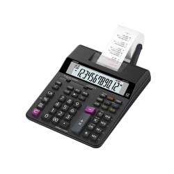 Casio® HR-200RC Compact Printing Calculator