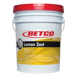 Betco® Best Scent Odor Eliminator Concentrate, Lemon Zest, 5 Gallons