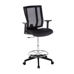 Vari Drafting Chair, Black