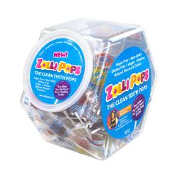 Zollipops Lollipops Assortment, 150 Pieces Per Jar