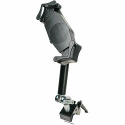 "CTA Digital Clamp Mount for Tablet, iPad, iPad Pro, iPad mini, iPad Air - 1 Display(s) Supported14"" Screen Support"