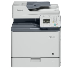 Canon® imageCLASS® MF810CDN Laser All-In-One Color Printer