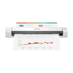 """Brother® DSmobile DS-640 Portable Color Document Scanner, 1.4""""H x 11.9""""W x 2.2""""D"""