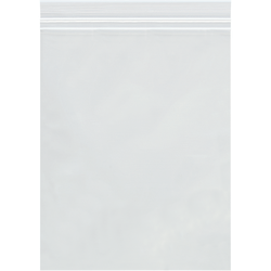 """Office Depot® Brand 4-Mil Double-Track Reclosable Poly Bags, 10"""" x 12"""", Case Of 1,000"""