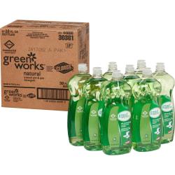 Green Works® Natural Dishwashing Liquid, 38 Oz Bottle
