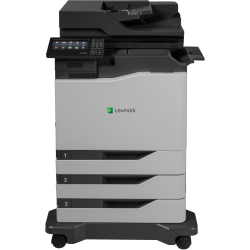 Lexmark™ CX820DTFE Laser All-In-One Color Printer