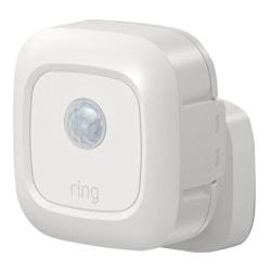 Ring Smart Lighting Battery Motion Sensor, White, 5SM1S8-WEN0