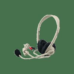 Califone® 3064 Series Multimedia Stereo Headset, Beige, CII3064AV