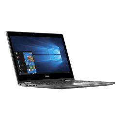 "Dell™ Inspiron 13 5379 2-In-1 Laptop, 13.3"" Touch Screen, 8th Gen Intel® Core™ i5, 8GB Memory, 1TB Hard Drive, Windows® 10 Professional, i5379-5576GRY-PUS"