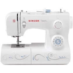Singer Talent 3323 Electric Sewing Machine - 23 Built-In Stitches - Automatic Threading