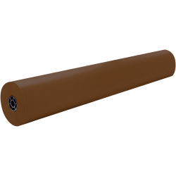 "Pacon® Rainbow Duo-Finish Kraft Paper Roll, 36"" x 1000', Brown"