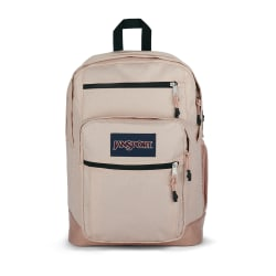 """JanSport® Cool Student Remix Backpack With 15"""" Laptop Pocket, Misty Rose"""