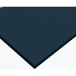 "M + A Matting CompleteComfort Antimicrobial Floor Mat, 24"" x 36"", Black"
