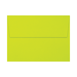 """LUX Invitation Envelopes With Peel & Press Closure, A6, 4 3/4"""" x 6 1/2"""", Wasabi, Pack Of 500"""