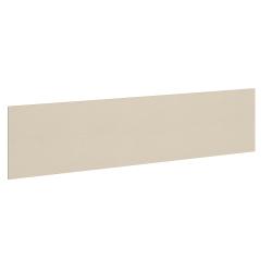 """Bush Business Furniture Studio C 72"""" Non-Magnetic Unframed Bulletin Board, Truro Dune, Standard Delivery"""
