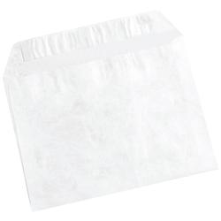 """Office Depot® Brand Tyvek® Flat Envelopes, 9"""" x 12"""", White, Case Of 100"""