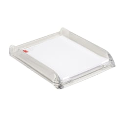 Swingline® Stratus™ Acrylic Document Tray, Clear