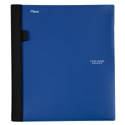 """Five Star® Advance® Notebook, 8 1/2"""" x 11"""", 3 Subjects, College Ruled, 150 Sheets"""