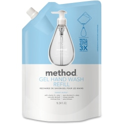 Method™ Hand Wash Refill, 34 Oz, Sweetwater