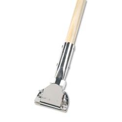 Boardwalk® Clip-On Dust Mop Handle, Natural