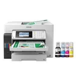 Epson® EcoTank Pro ET-16600 Supertank Wide-Format InkJet All-In-One Color Printer