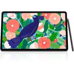 "Samsung Galaxy Tab S7 SM-T870 Tablet - 11"" WQXGA - 8 GB RAM - 256 GB Storage - Android 10 - Mystical Black - Qualcomm Snapdragon 865 Plus SoC Octa-core (8 Core) 3.09 GHz"