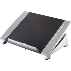 Fellowes® Office Suites Notebook Computer Stand, Black/Silver