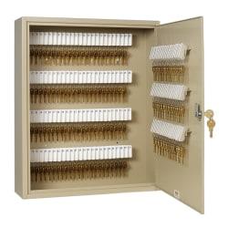 STEELMASTER® Unitag™160-Key Cabinet, Sand