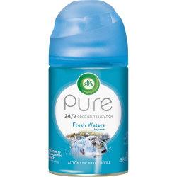 Air Wick® Freshmatic® Automatic Spray Refill, 6.17 Oz, Fresh Waters®