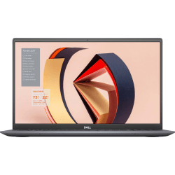"""Dell™ Inspiron 15 5505 Laptop, 15.6"""" Touch Screen, AMD Ryzen 7, 16GB Memory, 512GB Solid State Drive, Wi-Fi 6, Windows® 10, I5505-A774RVR-PUS"""