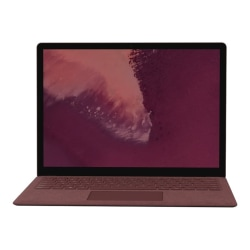 "Microsoft Surface Laptop 2 13.5"" Touchscreen Notebook - 2256 x 1504 - Core i7 i7-8650U 8th Gen 1.90 GHz Quad-core (4 Core) - 16 GB RAM - 512 GB SSD - Burgundy - Windows 10 Pro - Intel UHD Graphics 620 - PixelSense - English (US) Keyboard"