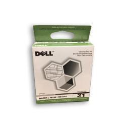 Dell™ Series 21 (U313R) Single-Use Black Ink Cartridge