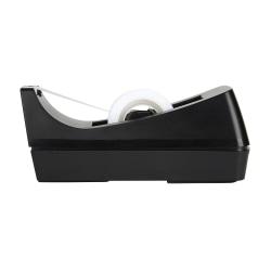 Office Depot® Brand Desktop Tape Dispenser, Black