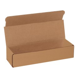 """Office Depot® Brand Corrugated Mailers, 2""""H x 3""""W x 10""""D, Kraft, Pack Of 50 Mailers"""