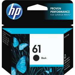 INK,HP 61,BLACK