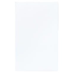 """Office Depot® Brand Scratch Pads, 5"""" x 8"""", Unruled, Glued Tops, 50 Sheets, Pack Of 12"""