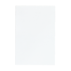 """Office Depot® Brand Scratch Pads, 4"""" x 6"""", Unruled, Glued Tops, 50 Sheets, Pack Of 12"""