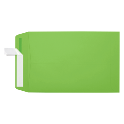 """LUX Open-End Envelopes With Peel & Press Closure, #6 1/2, 6"""" x 9"""", Limelight, Pack Of 1,000"""