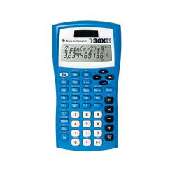 Texas Instruments® TI-30X IIS Solar Scientific Calculator, Blue