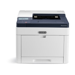 Xerox Phaser 6510/DNM Desktop Laser Printer - Color - 30 ppm Mono / 30 ppm Color - 1200 x 2400 dpi Print - Automatic Duplex Print - 300 Sheets Input - Ethernet - 50000 Pages Duty Cycle