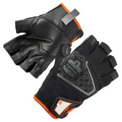 Ergodyne ProFlex 860 Heavy Lifting Utility Gloves, XXL, Black