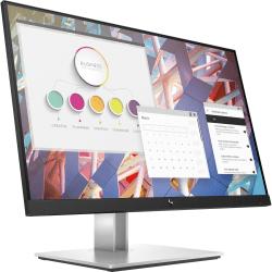 "HP E24 G4 23.8"" Full HD LCD Monitor - 16:9 - Black - 24"" Class - In-plane Switching (IPS) Technology - 1920 x 1080 - 250 Nit - 5 ms GTG (OD) - HDMI - VGA - DisplayPort"
