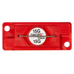 Drop-N-Tell 15G Indicators, Case of 25